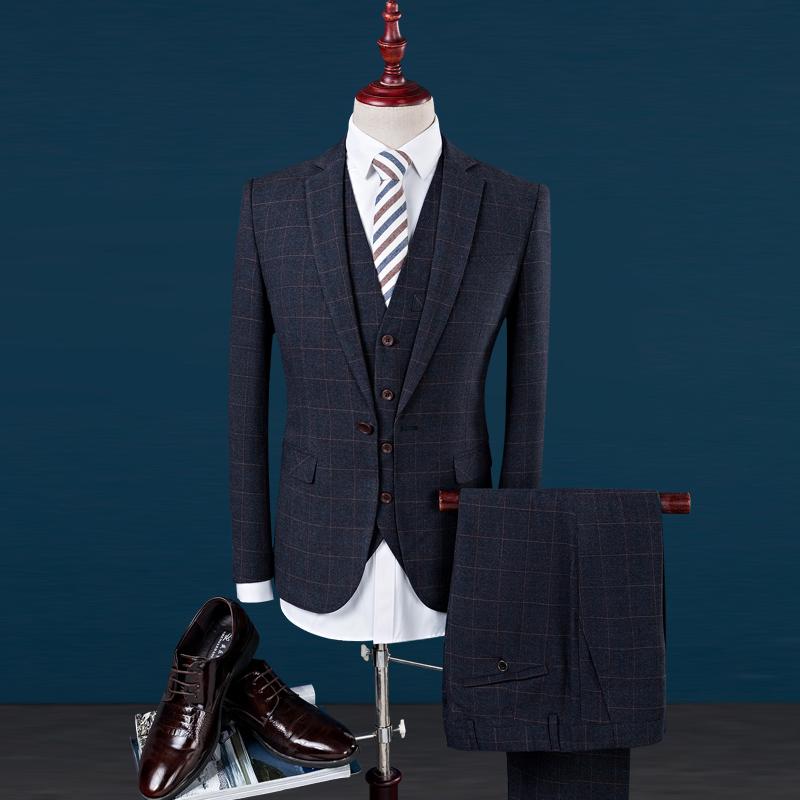 藏青色 - 全台最便宜-45DESIGN四五婚紗禮服《結婚吧》