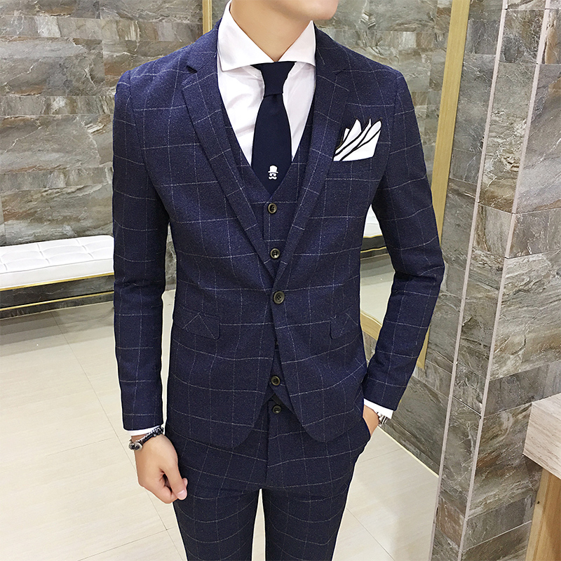 藏蓝色 - 全台最便宜-45DESIGN四五婚紗禮服《結婚吧》
