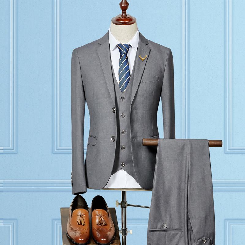 深灰色 - 全台最便宜-45DESIGN四五婚紗禮服《結婚吧》