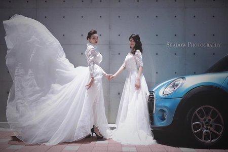 我跟愛車 結婚啦