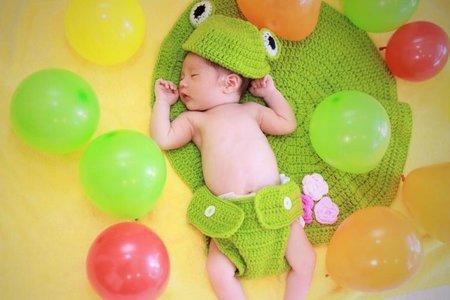 新生兒寫真 送給寶寶第一份美好的禮物