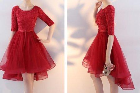 定制婚紗禮服 專區-  出租禮服  晚宴服 小洋裝