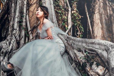 在成為你的新娘前 我要拍一次個人婚紗