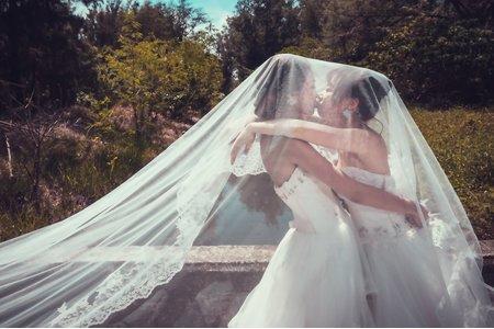 不一樣又怎樣 歸蜜同性婚紗