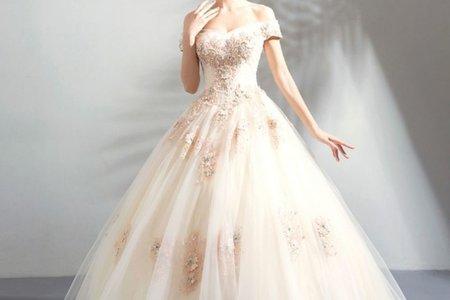 定制婚紗禮服 專區-