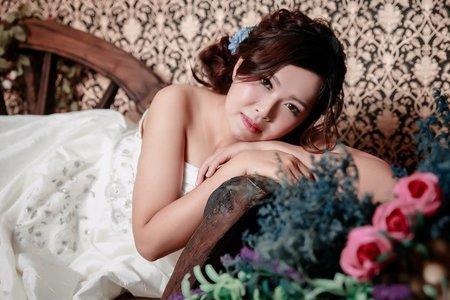新娘秘書-每一場婚禮造型都將是最完美的呈現