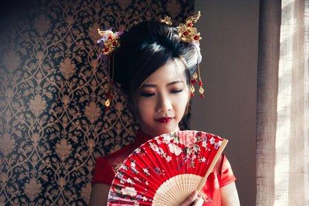 新娘秘書-🥂宴會造型~ ❤️美美的💕仙仙的💕浪漫的✨