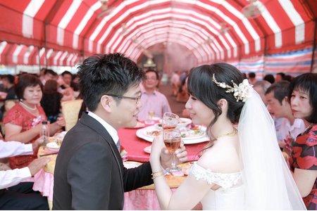 宗翰&怡菁 (台南自宅結婚宴)