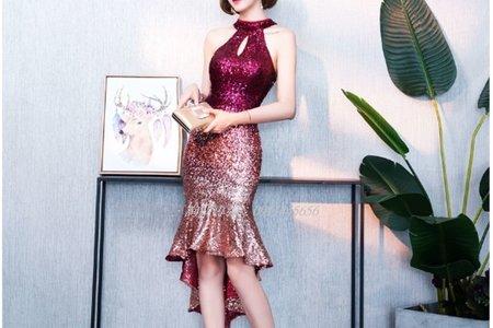 定制婚紗禮服 專區-   新款禮服