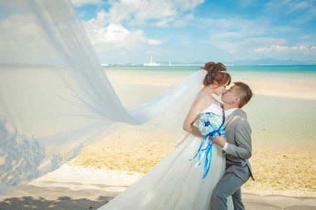 沖繩婚紗 蜜月婚紗 自助旅行