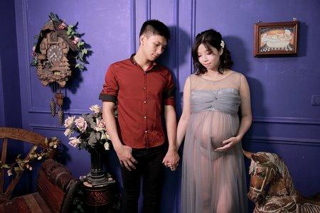 拍婚紗 免費贈送孕婦寫真