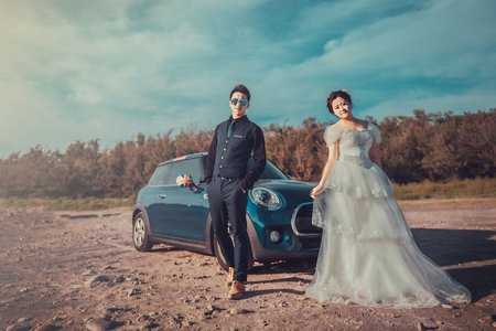 婚紗系列 電影風格