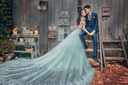 我不將就 客製化婚紗拍照