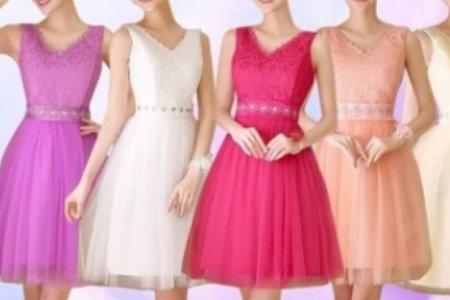 出租婚紗禮服 專區- 現貨 短禮服