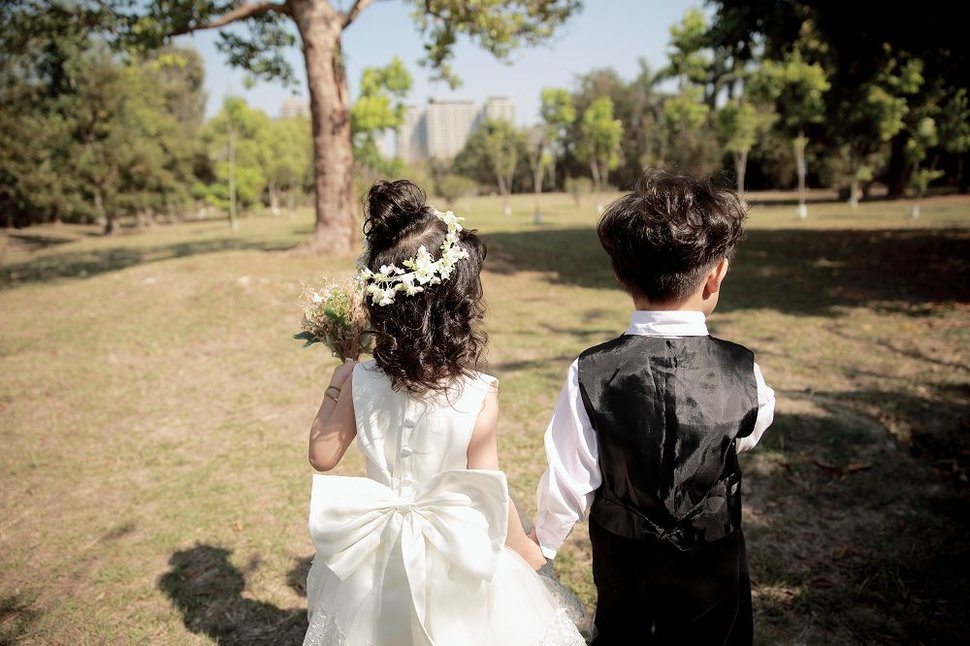 BOBO7538 - 全台最便宜-45DESIGN四五婚紗禮服《結婚吧》