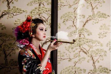 玩美嫁衣- 花魁創作 -日式