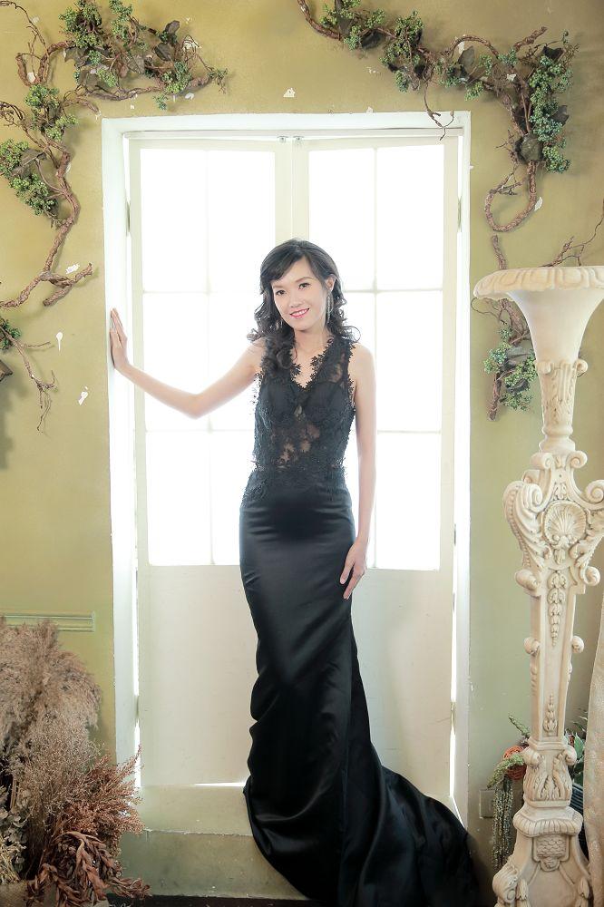 BOBO0275 - 全台最便宜-45DESIGN四五婚紗禮服《結婚吧》