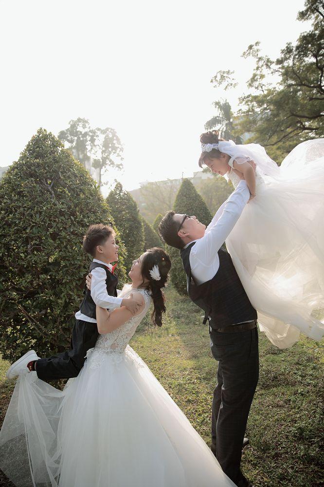 BOBO3067 - 全台最便宜-45DESIGN四五婚紗禮服《結婚吧》