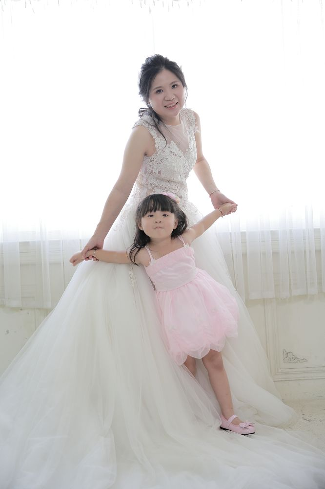 BOBO2752 - 全台最便宜-45DESIGN四五婚紗禮服《結婚吧》