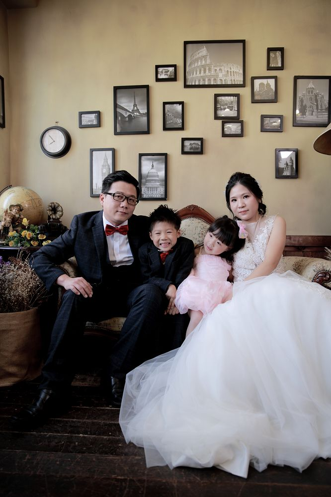 BOBO2648 - 全台最便宜-45DESIGN四五婚紗禮服《結婚吧》