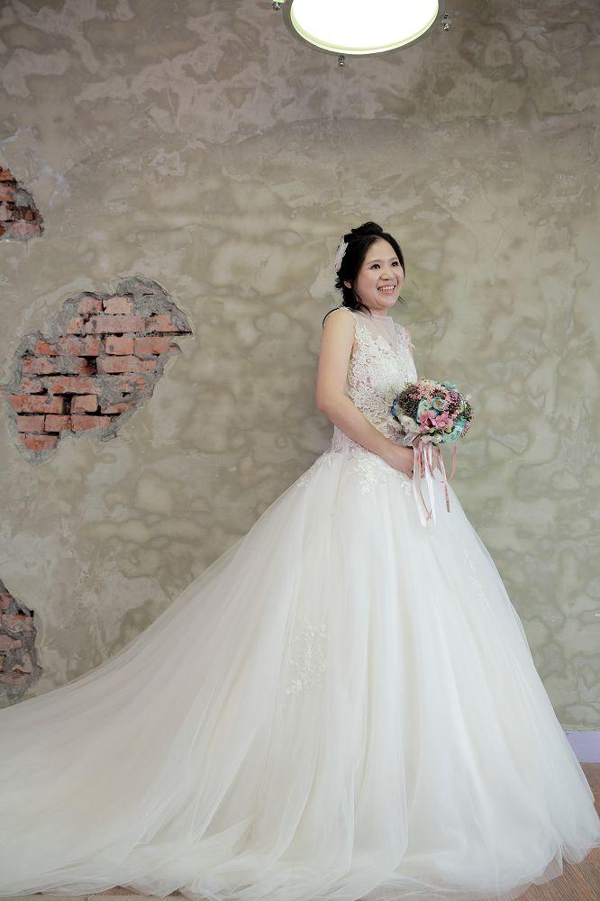 BOBO2594 - 全台最便宜-45DESIGN四五婚紗禮服《結婚吧》