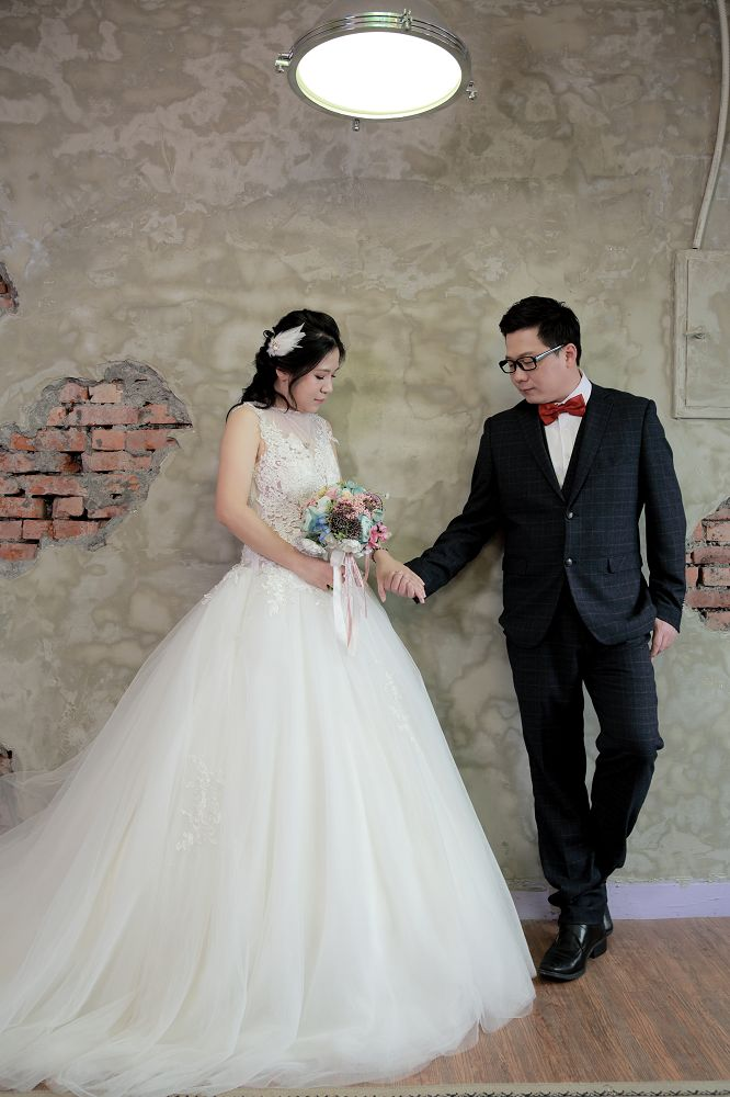BOBO2591 - 全台最便宜-45DESIGN四五婚紗禮服《結婚吧》