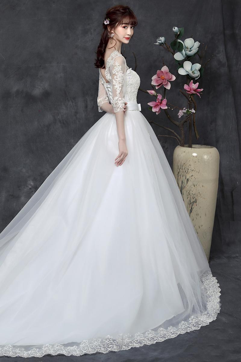 6F8A2801 - 全台最便宜-45DESIGN四五婚紗禮服《結婚吧》