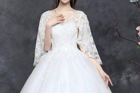 2019-7月新款婚紗-定制