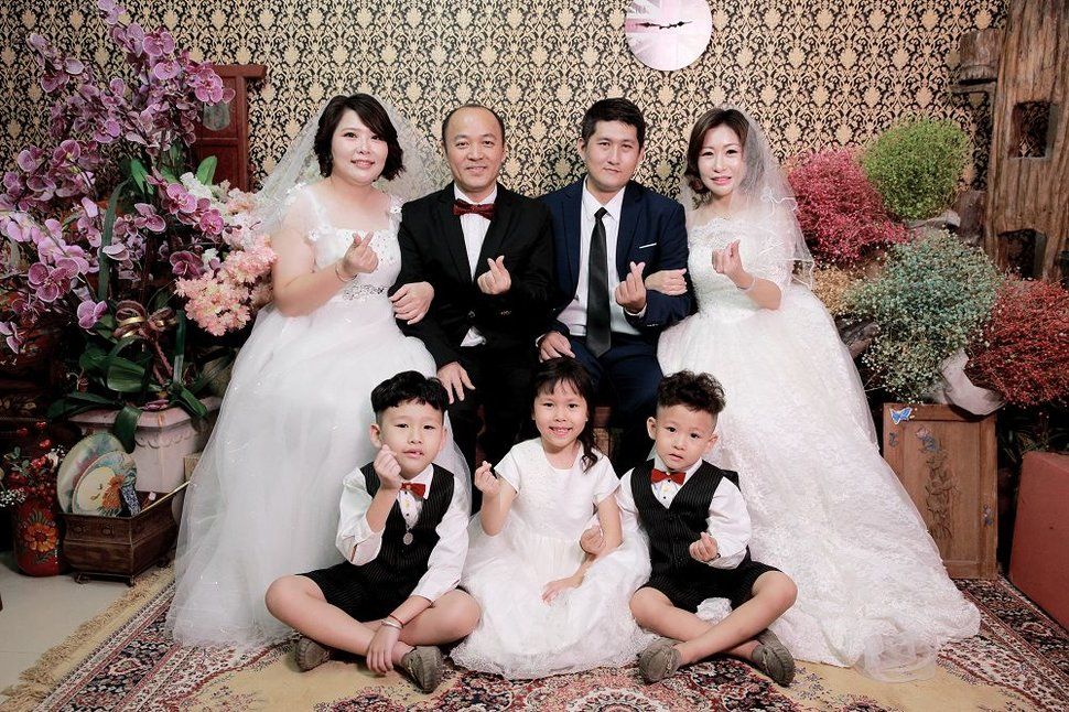 BOBO8753 - 全台最便宜-45DESIGN四五婚紗禮服《結婚吧》