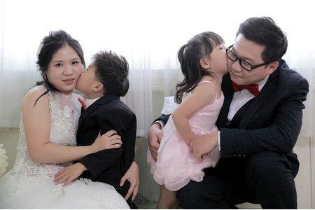 婚照 全家福 -3