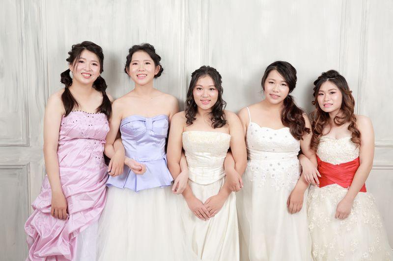 BOBO4631 - 全台最便宜-45DESIGN四五婚紗禮服《結婚吧》
