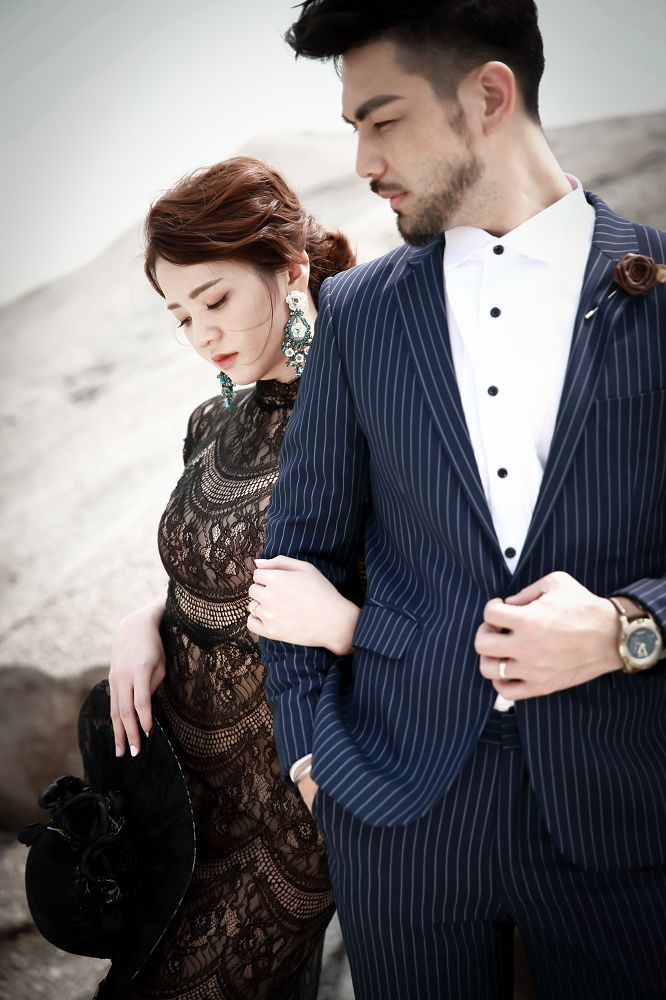 BOBO3493 - 全台最便宜-45DESIGN四五婚紗禮服《結婚吧》