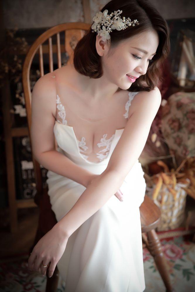 BOBO3645 - 全台最便宜-45DESIGN四五婚紗禮服《結婚吧》