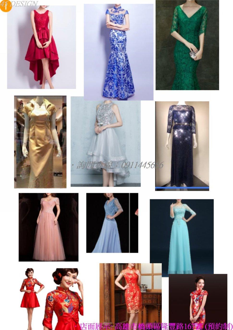 msl19081557AAC0C9ABCF4E92818B5EBE28B213B1 - 全台最便宜-45DESIGN四五婚紗禮服《結婚吧》