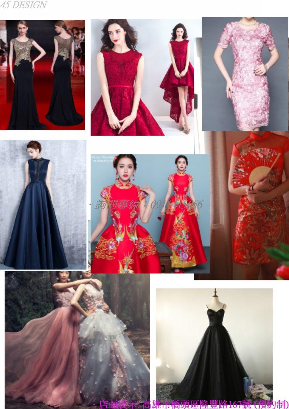 msl190815151F2E3F243349C5B6365413E269C435 - 全台最便宜-45DESIGN四五婚紗禮服《結婚吧》