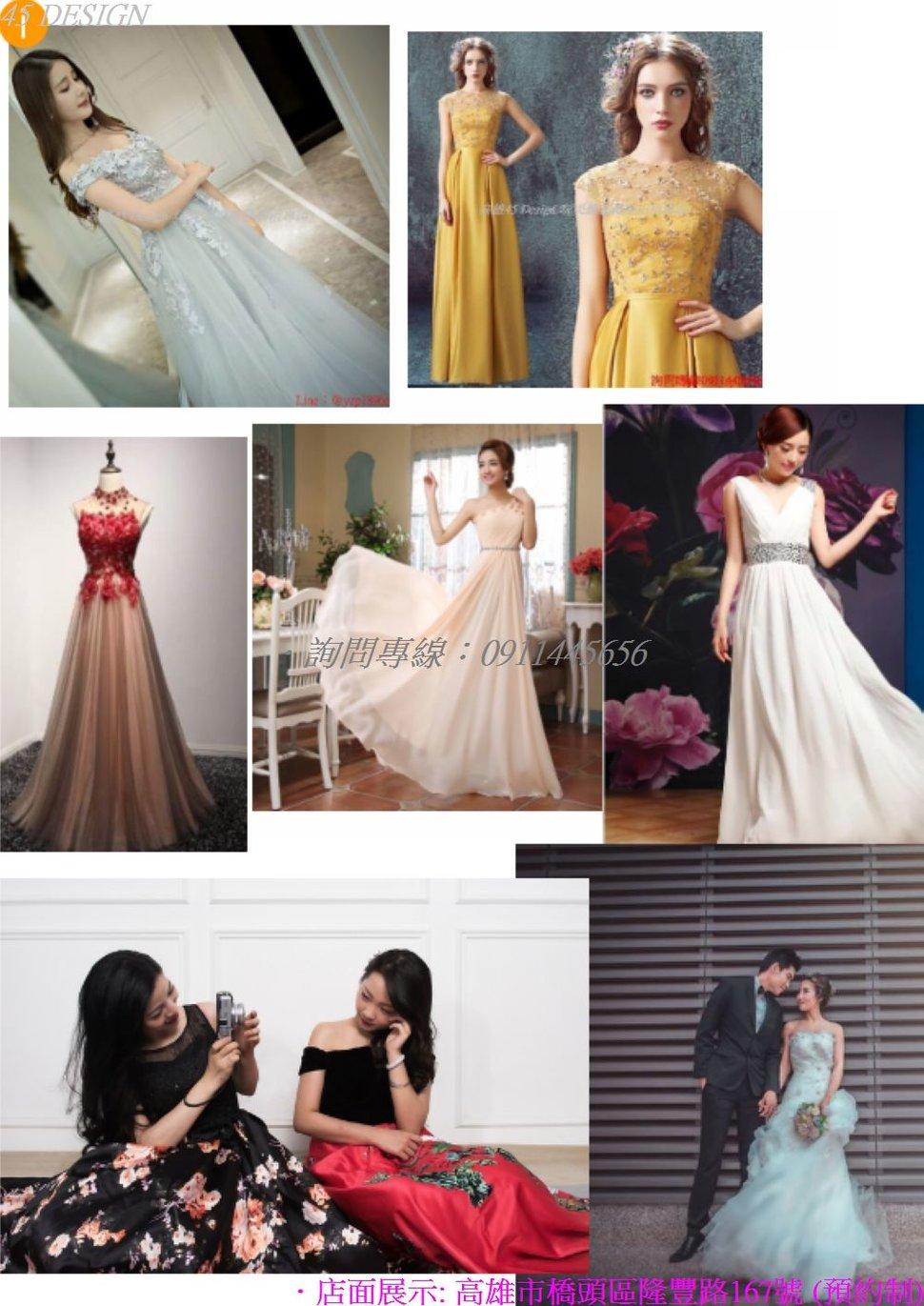 msl1908153989B3FFA3CA45439D73A2D0987AB13B - 全台最便宜-45DESIGN四五婚紗禮服《結婚吧》