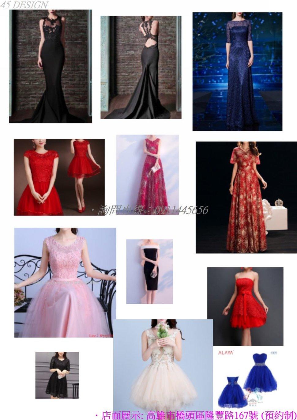 msl19081545311A0B123745119F6E2ECDE62C94EA - 全台最便宜-45DESIGN四五婚紗禮服《結婚吧》