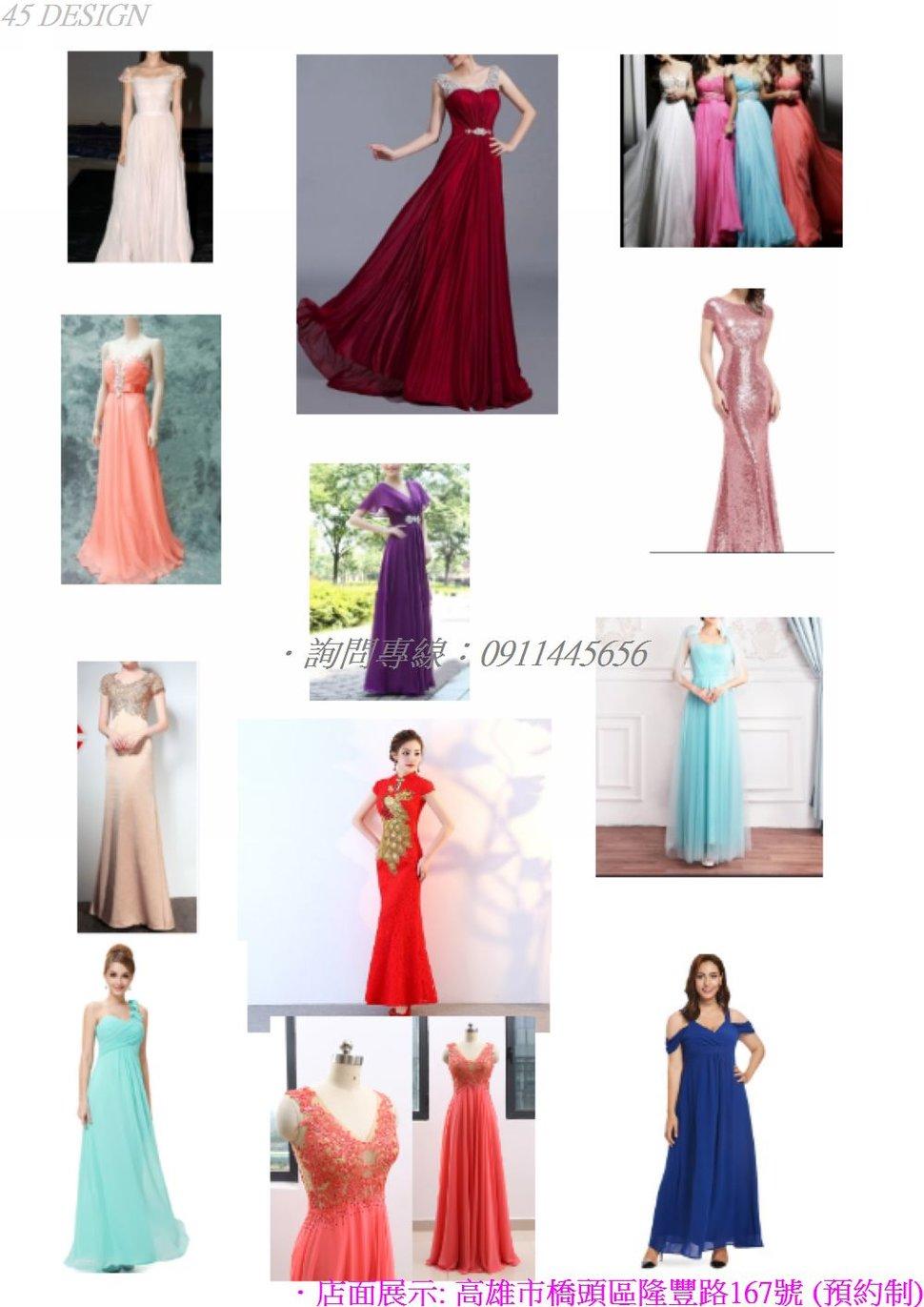 msl19081545478A63A4C44895B7E76CE63DDDC68D - 全台最便宜-45DESIGN四五婚紗禮服《結婚吧》