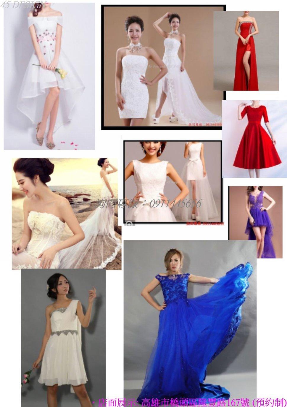 msl190815D1C0971F6FE14347842B8EC12CFD1368 - 全台最便宜-45DESIGN四五婚紗禮服《結婚吧》