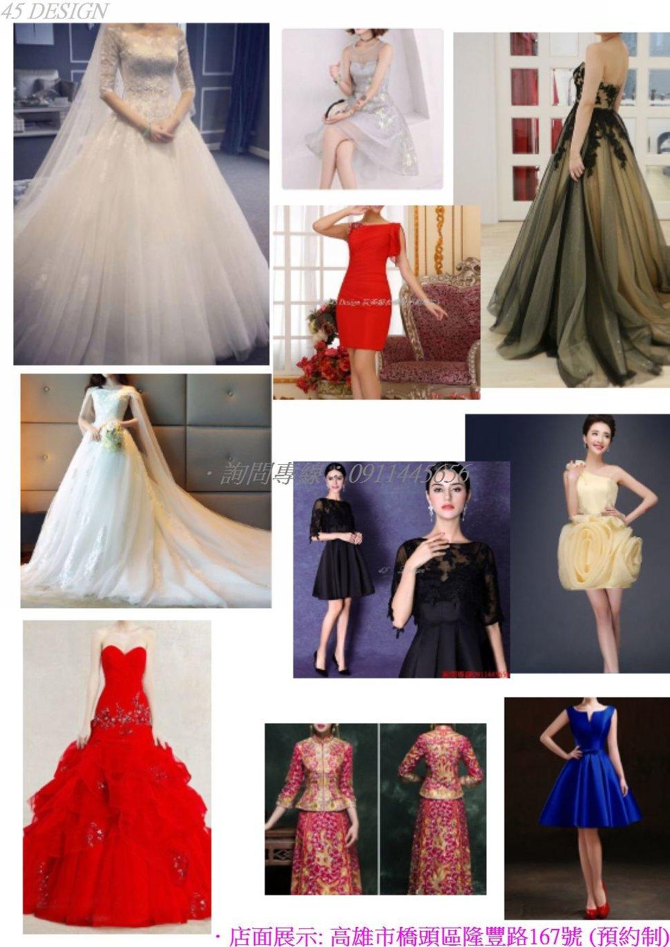 msl190815D5B79E56AD0A47E7B719E83098DE864B - 全台最便宜-45DESIGN四五婚紗禮服《結婚吧》