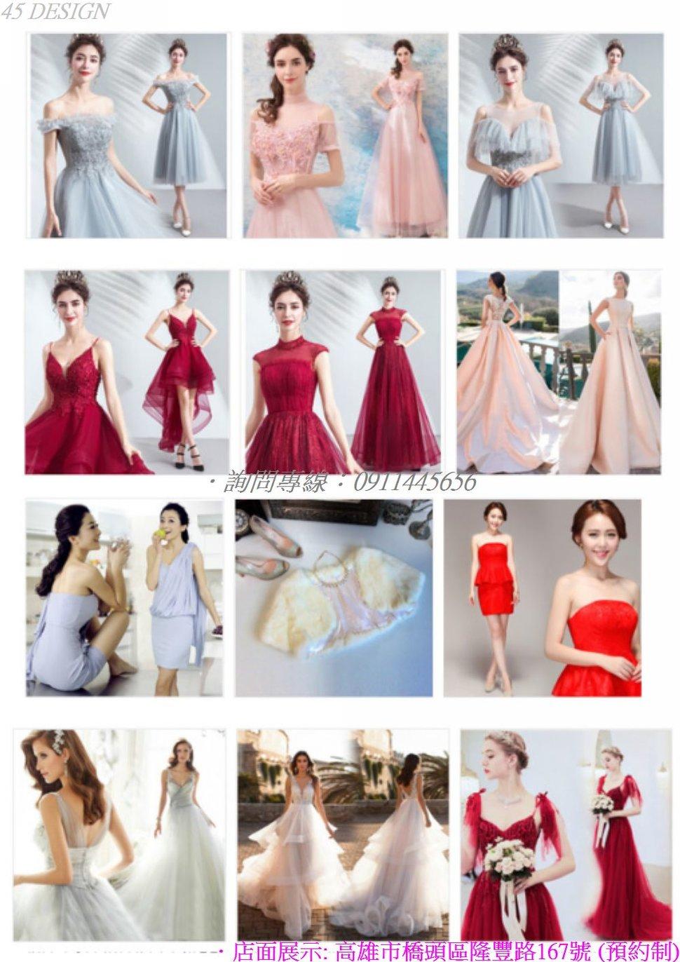 msl1908151E694995AE3E45E3942305746420FBA9 - 全台最便宜-45DESIGN四五婚紗禮服《結婚吧》
