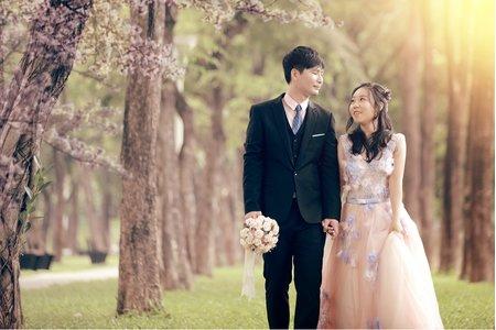 大東鳳山教堂 婚紗照