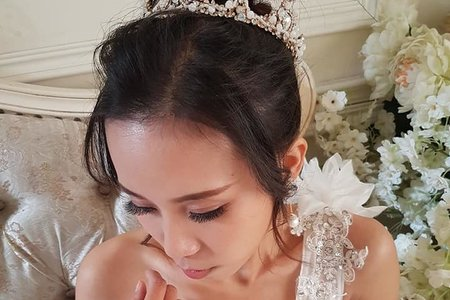 結婚造型宴客新 訂婚新娘秘書4999元