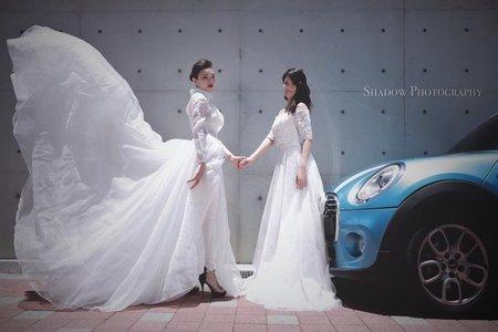 婚紗 寫真愛車拍 汽車拍 自助婚紗