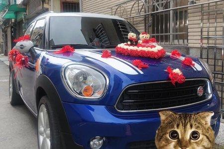 玩美嫁衣mini禮車出租包含專人駕駛