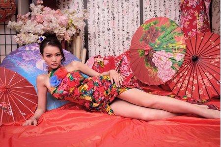 個人寫真/藝術照 花魁照 古典旗袍