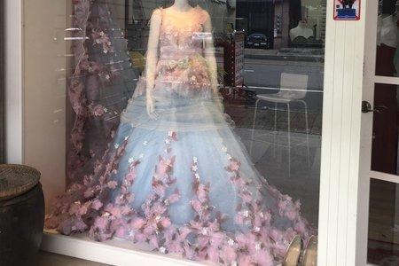 45出租婚紗 彩紗專區-實拍