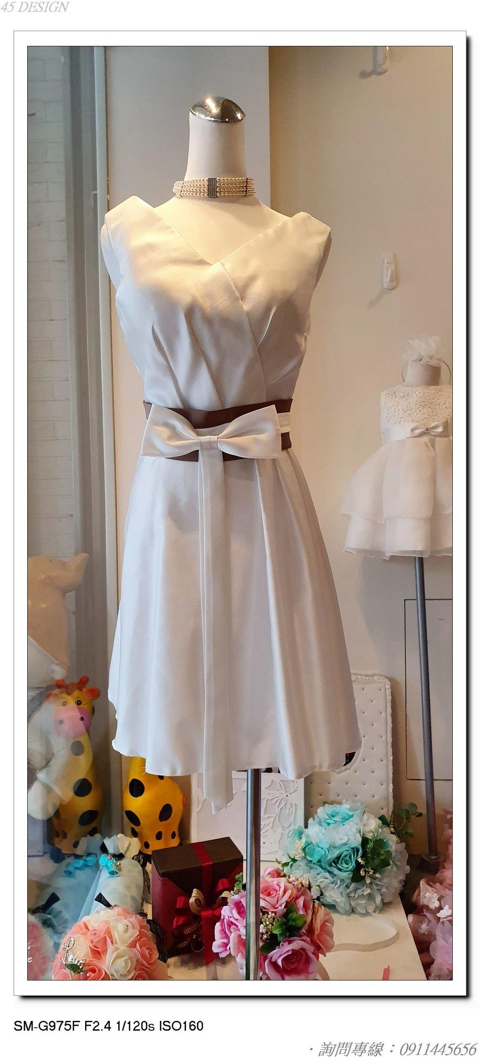 20200214_154116 - 全台最便宜-45DESIGN四五婚紗禮服《結婚吧》