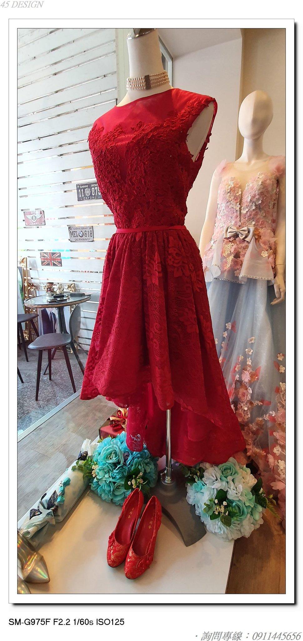 20200210_100523 - 全台最便宜-45DESIGN四五婚紗禮服《結婚吧》
