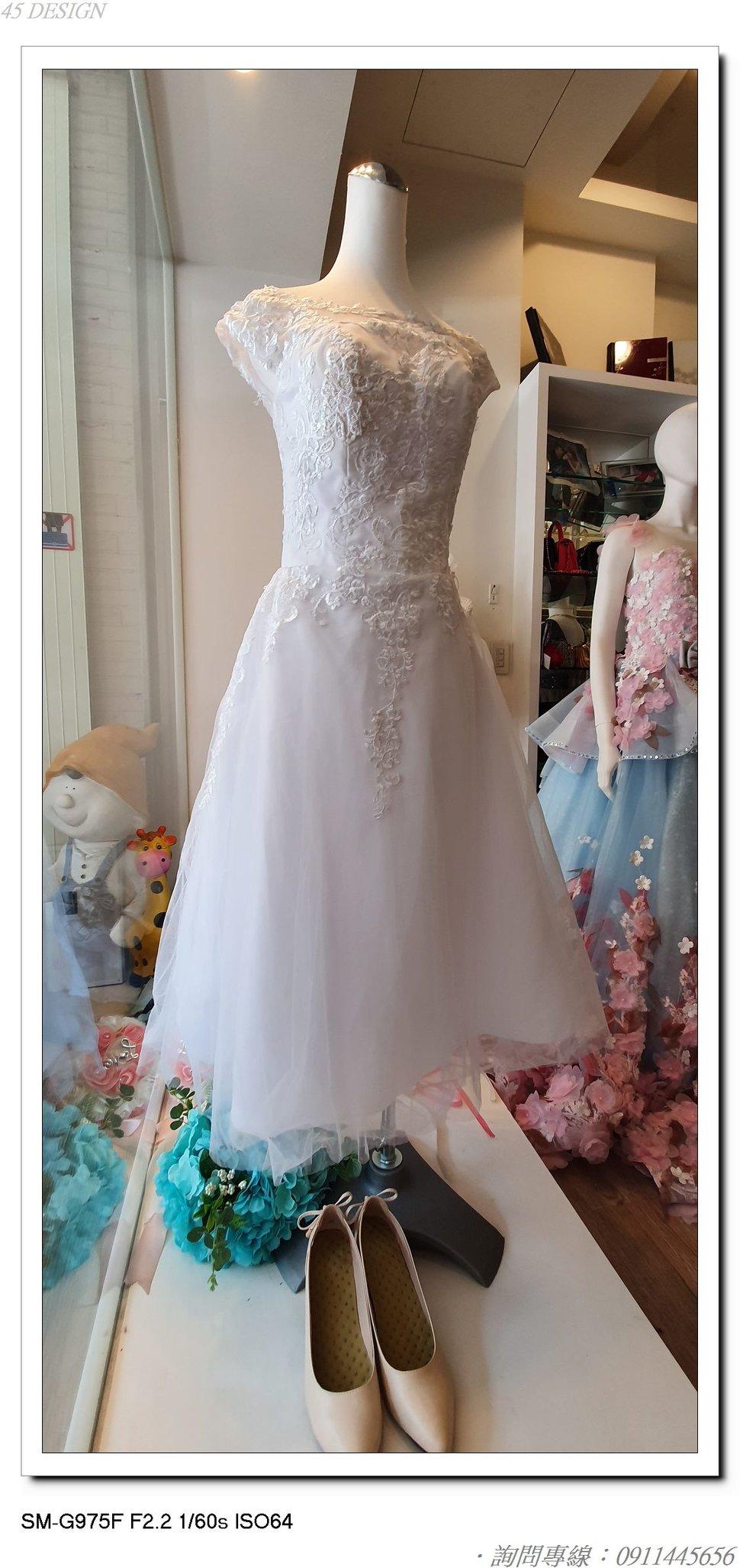 20200214_122157 - 全台最便宜-45DESIGN四五婚紗禮服《結婚吧》
